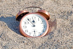 Sands of time Royalty Free Stock Photo