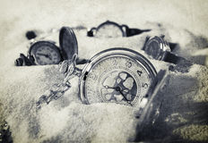 Sands of time Stock Photography