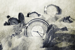 Sands of time Royalty Free Stock Image