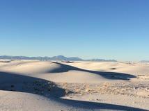 sands white arkivfoto
