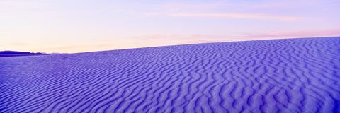 sands white Arkivfoton