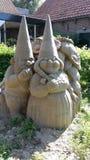 Sandsculpture Royalty Free Stock Image