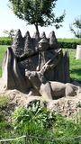 Sandsculpture Royalty Free Stock Photo