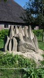 Sandsculpture Stock Photos