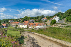 Sandsend in North Yorkshire Royalty Free Stock Image