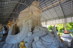 Sandskulpturen Lizenzfreies Stockfoto
