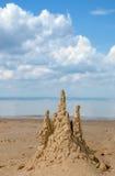 Sandslott Royaltyfria Bilder