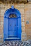 Sandsone architecture of Malta. Beautiful sandstone architecture cistyscape of Malta island. Beautiful landscape in south Europe Stock Photo