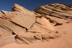 Sandstein Lizenzfreie Stockbilder