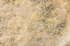 Sandstein befleckte schwarze Flecke Stockfotografie