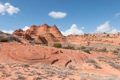 Sandstein Buttes stockbilder