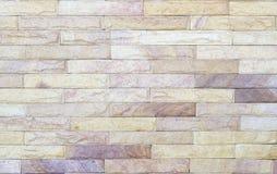 Sandstein deckt nahtlose Bodenbelagbeschaffenheit für Hintergrund und Design mit Ziegeln Lizenzfreies Stockbild
