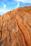 Sandstein detail_02 Stockbilder