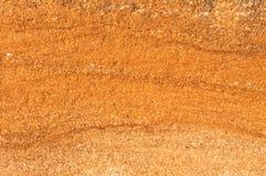 Sandstein-Detail-Hintergrund Lizenzfreie Stockfotos