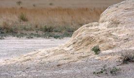 Sandstein-Rampe Lizenzfreie Stockbilder