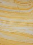 Sandsteinanordnung Stockfotografie