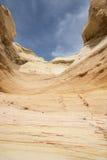 Sandsteinanordnung Stockfotos