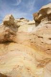 Sandsteinanordnung Stockbilder