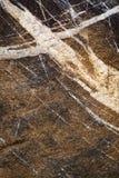 Sandsteinbeschaffenheit mit Muster mit Quarz Stockbilder
