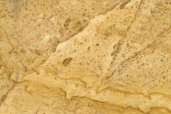 Sandsteinbeschaffenheitsbeige Stockbild