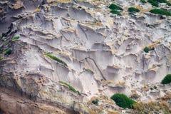 Sandsteindetailbeschaffenheit Stockbilder