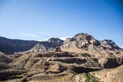 Sandsteinfelsformation westlich von USA lizenzfreie stockbilder