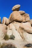 Sandsteinformation Stockbild