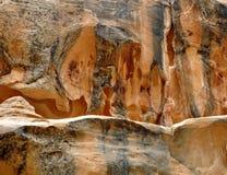 Sandsteingesichter Lizenzfreies Stockbild