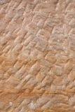 Sandsteinoberfläche Lizenzfreie Stockfotografie