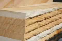 Sandsteinplatten Stockfotos