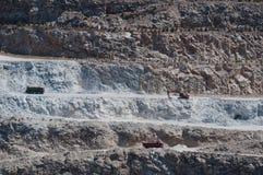 Sandsteinsteinbruch Lizenzfreie Stockfotografie