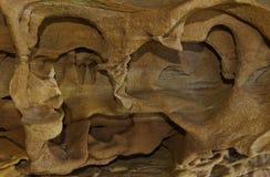 Sandsteinträume Stockbild