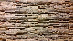 Sandsteinwand Stockfotografie