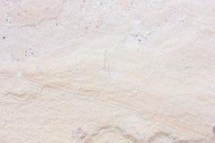 Sandsten mönstrad texturbakgrund Royaltyfria Bilder