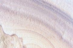 Sandsten mönstrad texturbakgrund Arkivfoton