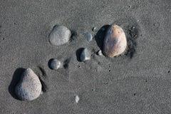 sandstenar Arkivfoton
