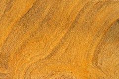 Sandstendetaljbakgrund Royaltyfri Foto