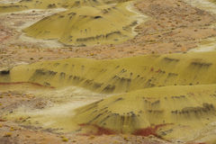 Sandstenterräng Arkivbilder
