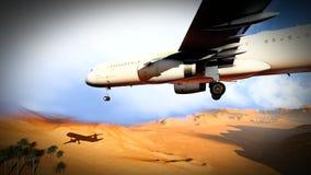 Sandstom πέρα από την έρημο Σαχάρας φιλμ μικρού μήκους