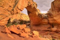 Sandstone Arch Stock Photos