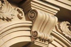Sandstone Architecture Stock Photo
