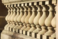 Sandstone Architecture Royalty Free Stock Photo