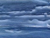 Sandstone azul Foto de Stock Royalty Free