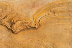 Sandstone Background Royalty Free Stock Photography