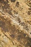 Sandstone Background/Texture Royalty Free Stock Photo