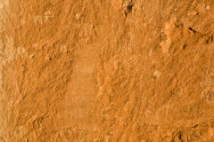 Sandstone background/texture Royalty Free Stock Image