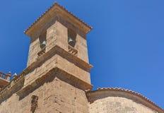 Sandstone bellfry Stock Image