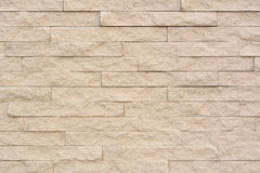 Sandstone brick wall texture Royalty Free Stock Photos