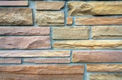 Sandstone Bricks Royalty Free Stock Photos