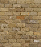 Sandstone Bricks Seamless Background Texture Royalty Free Stock Images